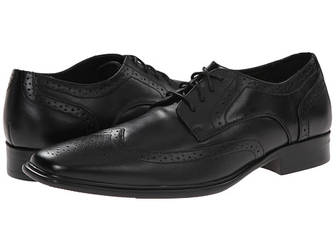 Incaltaminte Barbati SKECHERS Eventide Black Leather
