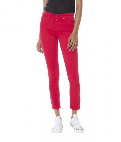 Imbracaminte Femei US Polo Assn Darlington Skinny Fit Ankle Jean CRIMSON
