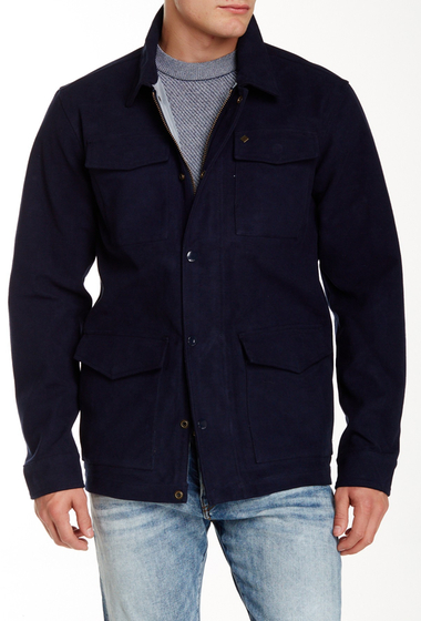 Imbracaminte Barbati Obey Westerly Jacket MIDNIGHT
