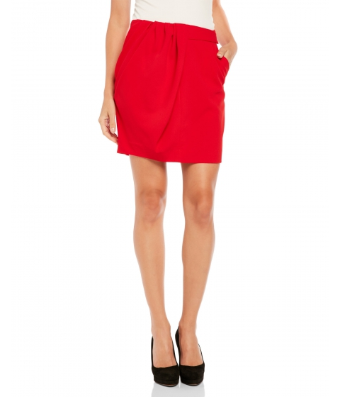 Imbracaminte Femei Sonia By Sonia Rykiel Overlay Skirt Red