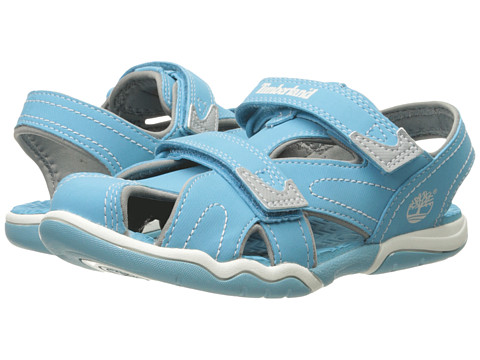 Incaltaminte Femei Timberland Adventure Seeker Closed Toe Sandals (Little Kid) Lite Blue