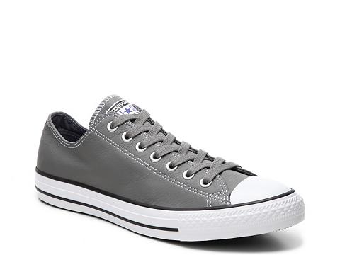 Incaltaminte Barbati Converse Chuck Taylor All Star Leather Sneaker - Mens Grey