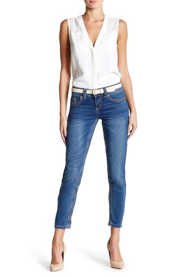 Imbracaminte Femei Seven7 Jeans Single Cuff Skinny Jean HOOVER