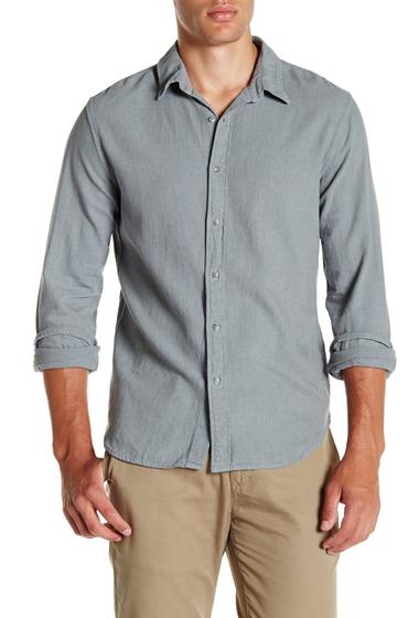 Imbracaminte Barbati SAVE KHAKI Long Sleeve Clean Flannel Shirt SHARK