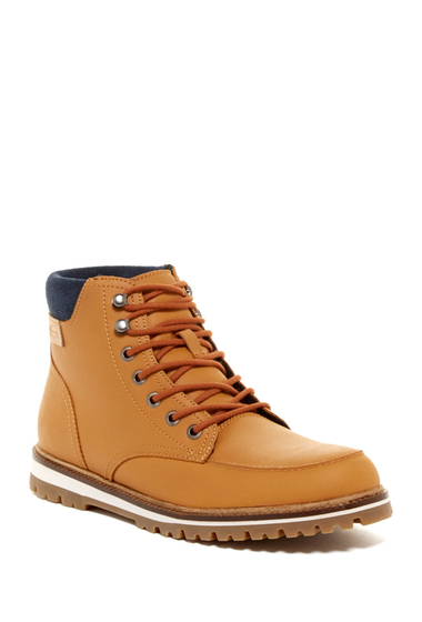 Incaltaminte Barbati Lacoste Montbard Lug Boot TAN