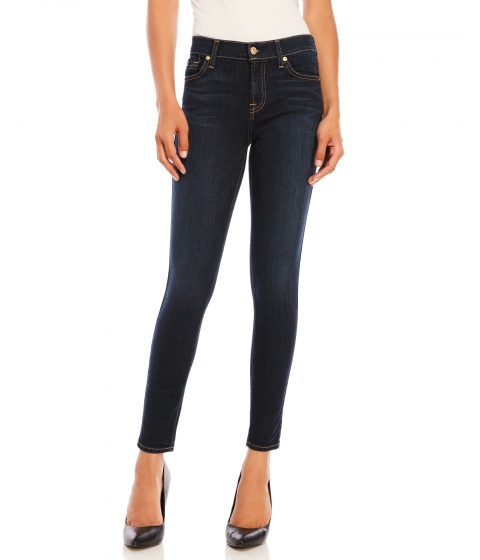 Imbracaminte Femei 7 For All Mankind Gwenevere Ankle Skinny Jeans Deep Marina