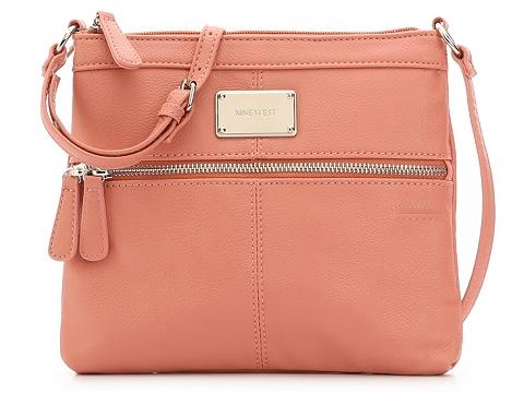 Accesorii Femei Nine West Nine West Encino Crossbody Bag Blush