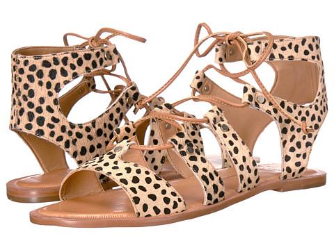 Incaltaminte Femei Dolce Vita Jasmyn Leopard Calf Hair 1