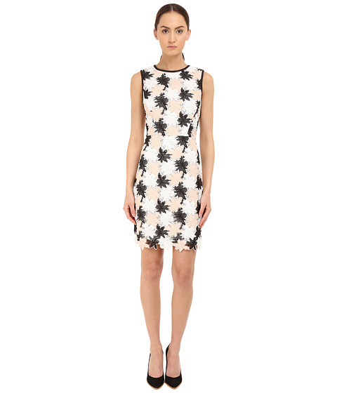 Imbracaminte Femei Kate Spade New York Tiger Lily Lace Dress Antilles Bubbles Multi