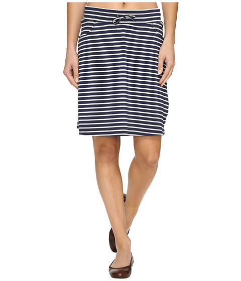 Imbracaminte Femei ToadCo Tica Skirt Deep Navy Balanced Stripe