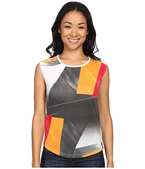 Imbracaminte Femei Spyder Choyce Top Multi Color Shield Print