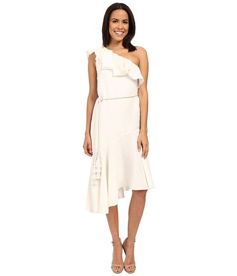Imbracaminte Femei Rachel Zoe Violetta One Shoulder Dress Ecru