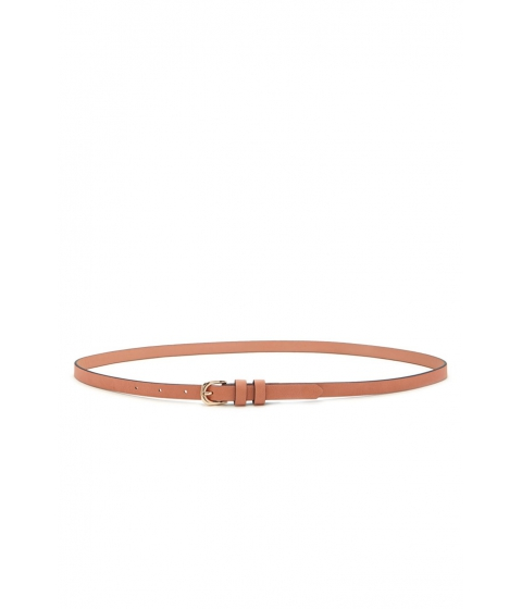 Incaltaminte Femei Forever21 Skinny Faux Leather Belt Pink