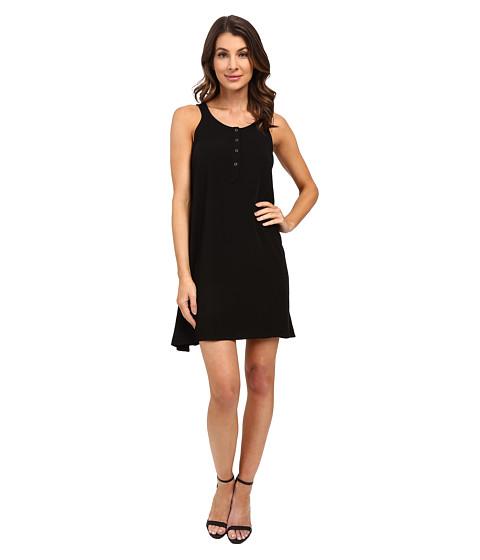 Imbracaminte Femei Splendid Rayon Voile Dress Black