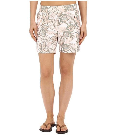 Imbracaminte Femei Merrell Biolush Shorts Peach Nectar Print
