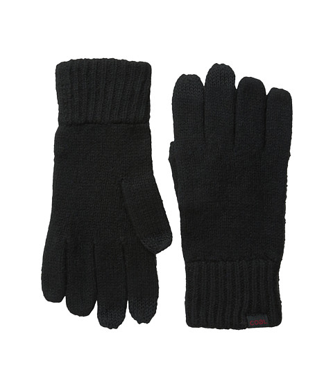 Accesorii Barbati Coal The Randle Glove Black 1