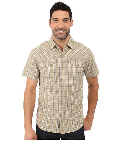 Imbracaminte Barbati Outdoor Research Pagosa Short Sleeve Shirt Caf