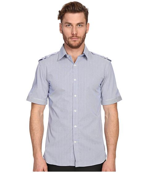 Imbracaminte Barbati Timberland Military Button Up Shirt Royal Blue