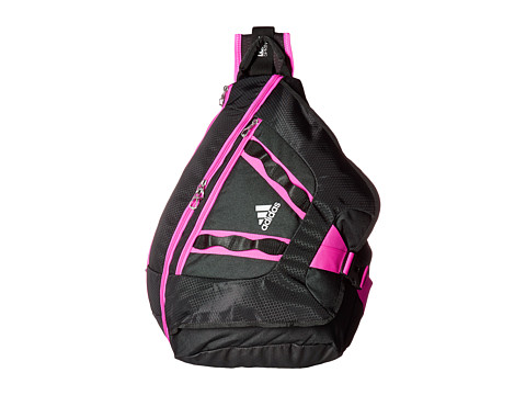 Genti Femei adidas Capital II Sling BlackShock Pink