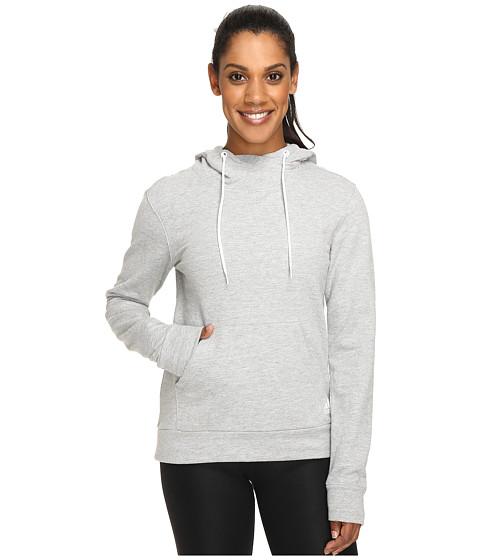 Imbracaminte Femei adidas 247365 Pullover Hoodie Medium Grey Heather
