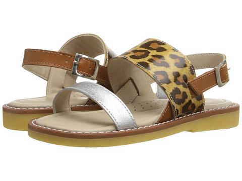 Incaltaminte Fete Elephantito Mikonos Sandal (ToddlerLittle KidBig Kid) Metallic Leopard