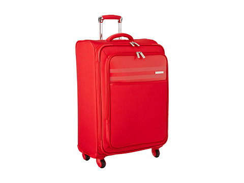 Genti Femei Calvin Klein Greenwich 20 25quot Upright Suitcase Red