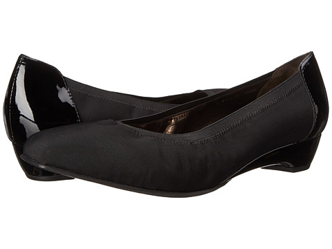 Incaltaminte Femei Walking Cradles Brandi Black MicroBlack Soft Patent