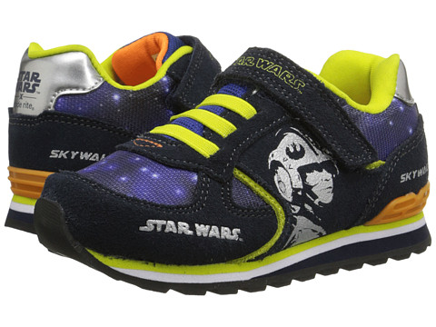 Incaltaminte Baieti Stride Rite Star Warstrade Retro Skywalker (Toddler) Navy