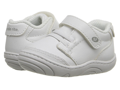 Incaltaminte Fete Stride Rite Taye (InfantToddler) White Synthetic