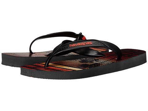 Incaltaminte Barbati Havaianas Surf Flip Flops GreyBlack