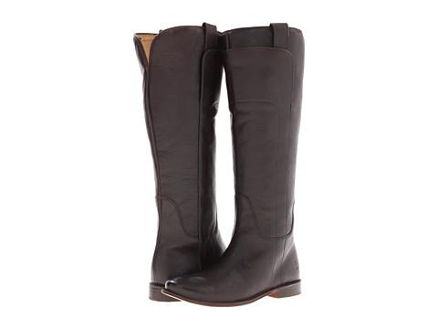 Incaltaminte Femei Frye Paige Tall Riding Dark Brown Calf Leather