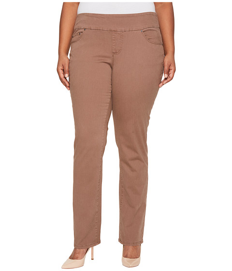 Imbracaminte Femei Jag Jeans Plus Size Peri Pull-On in Bay Twill Birds Nest