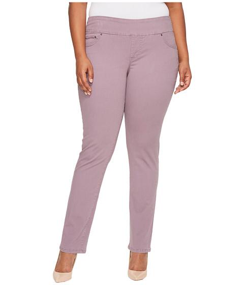 Imbracaminte Femei Jag Jeans Plus Size Peri Pull-On in Bay Twill Purple Mist