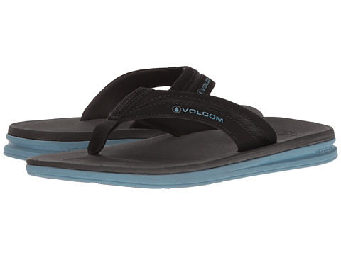 Incaltaminte Barbati Volcom Draft Sandal Blue Combo