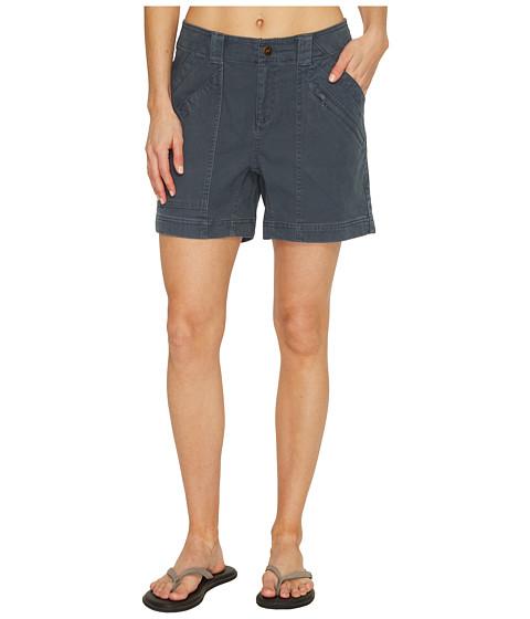 Imbracaminte Femei Royal Robbins Backcountry Billy Goatreg Canvas Shorts Slate