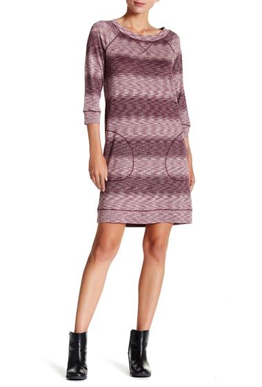 Imbracaminte Femei Max Studio 34 Length Sleeve Shift Dress CURRFLAX