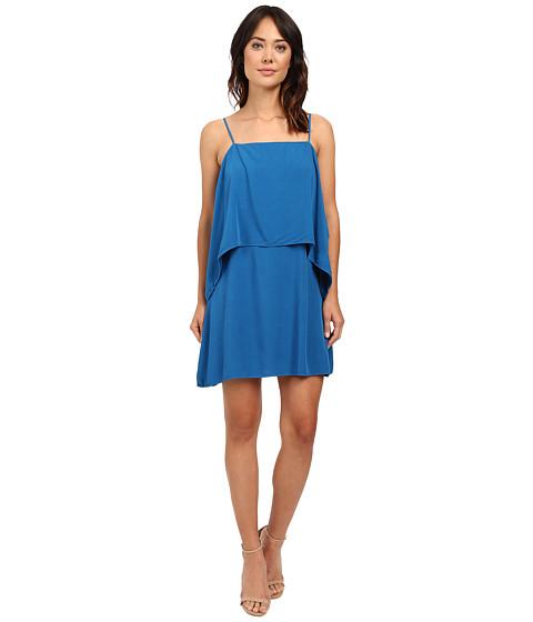 Imbracaminte Femei Splendid Rayon Voile Tiered Dress Regatta Blue