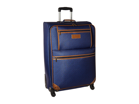 Accesorii Femei Tommy Hilfiger Signature 20 28quot Upright Suitcase Navy