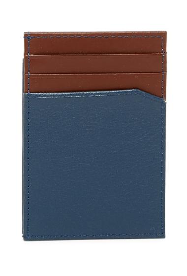 Accesorii Barbati Original Penguin Front Pocket Magnetic Clip Wallet FRONT POCKET MAGNETI NAVY