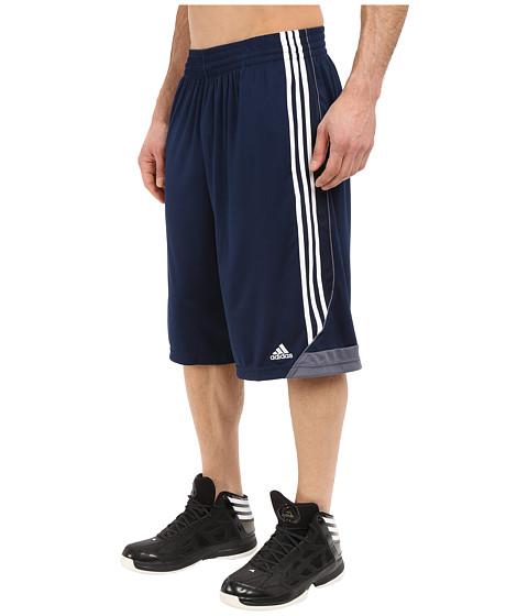 Imbracaminte Barbati adidas 3G Speed Short Collegiate NavyWhiteOnix