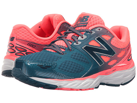 Incaltaminte Femei New Balance W680v3 BluePink