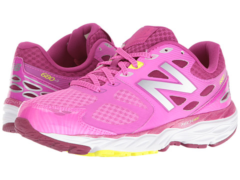 Incaltaminte Femei New Balance W680v3 PinkSilver