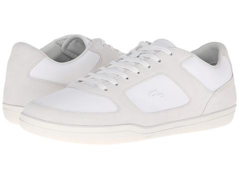 Incaltaminte Barbati Lacoste Court-Minimal 316 1 White