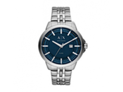 Ceasuri Barbati Armani Exchange Navy Blue Dial Smart Men's Watch Navy Blue