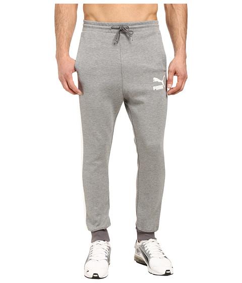 Imbracaminte Barbati PUMA T7 Track Pants Medium Gray Heather