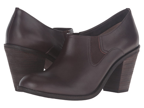 Incaltaminte Femei SoftWalk Fargo Dark Brown Smooth Leather