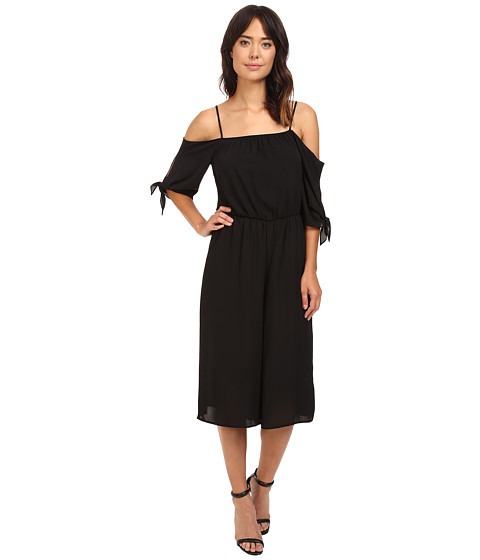 Imbracaminte Femei Brigitte Bailey Cade Cold Shoulder Jumper Black