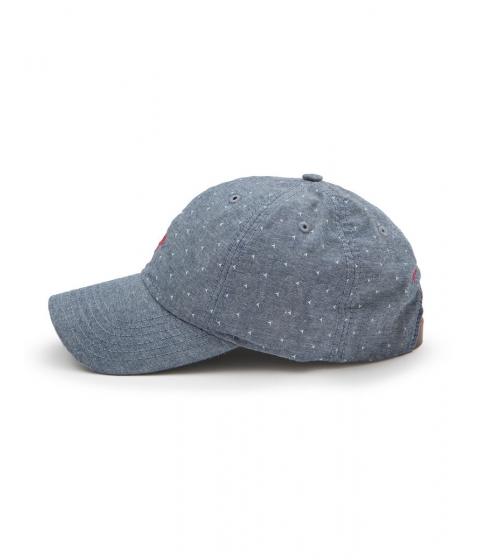Accesorii Barbati US Polo Assn CHAMBRAY ADJ BB CAP Blue