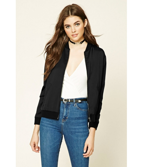 Imbracaminte Femei Forever21 Imperfectly Perfect Bomber Blackpink