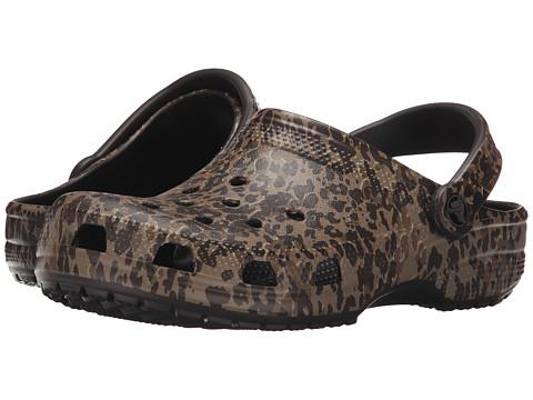Incaltaminte Femei Crocs Classic Leopard Print II Leopard